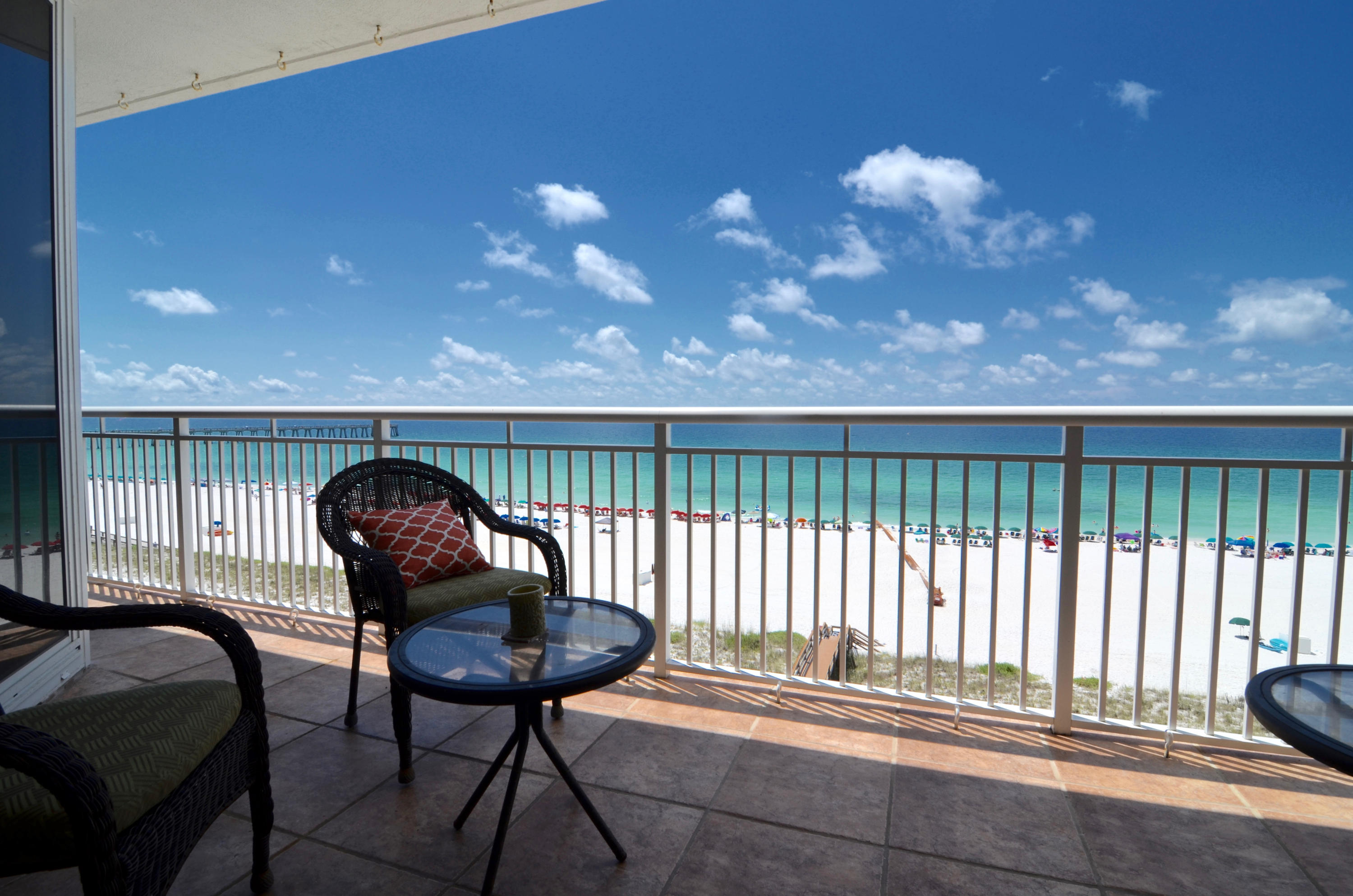 Photo of home for sale at 8499 Gulf, Navarre FL
