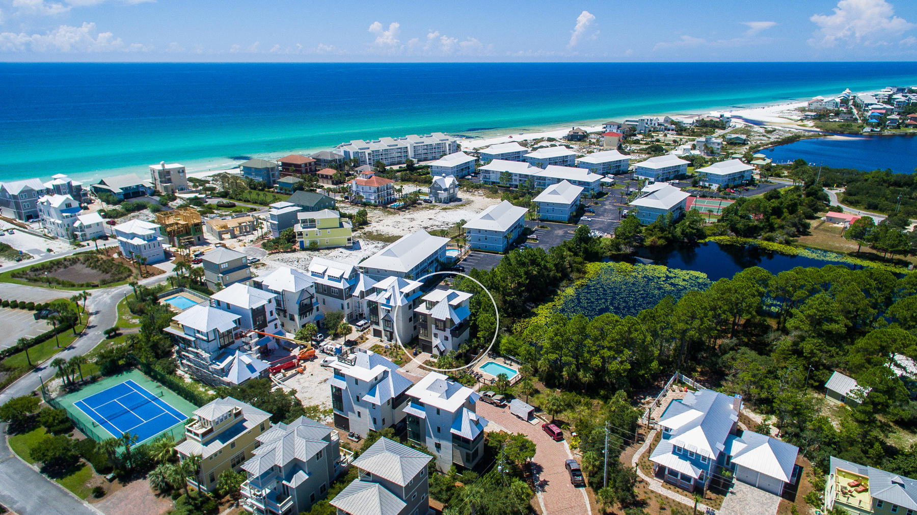 MLS Property 759430 for sale in Santa Rosa Beach