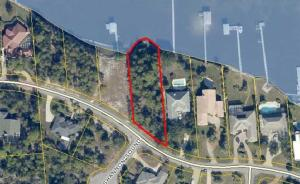 Property for sale at Lot 4 Emerald Bay Drive, Destin,  FL 32541