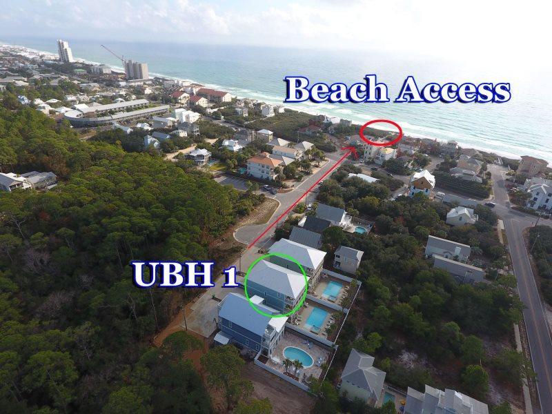 Photo of home for sale at 95 Santa Clara, Santa Rosa Beach FL