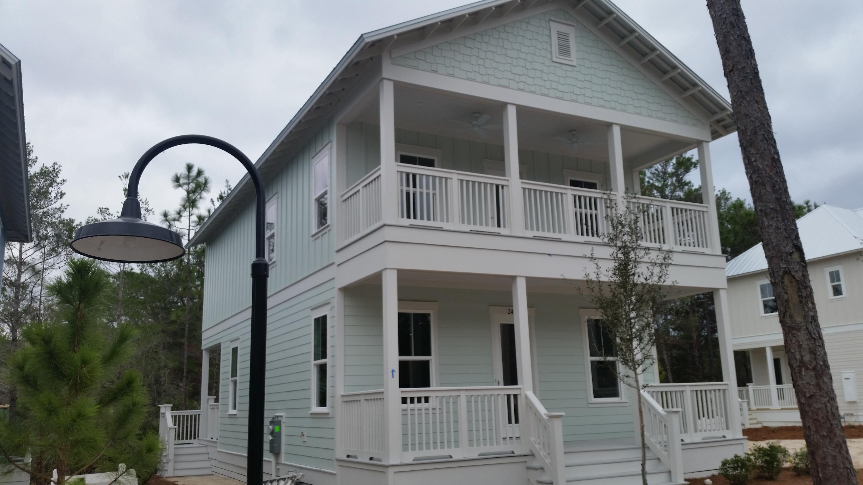 Photo of home for sale at 88 Gulfview Way, Santa Rosa Beach FL