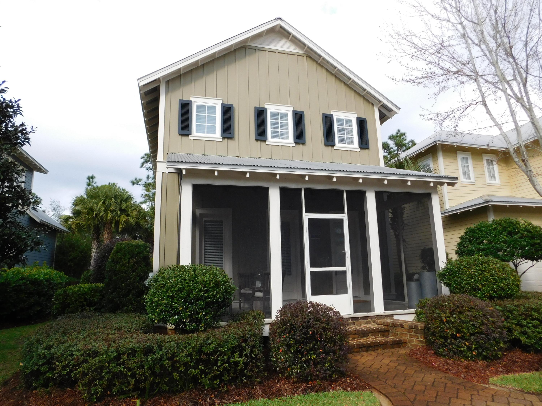 Photo of home for sale at 174 Carson Oaks, Santa Rosa Beach FL