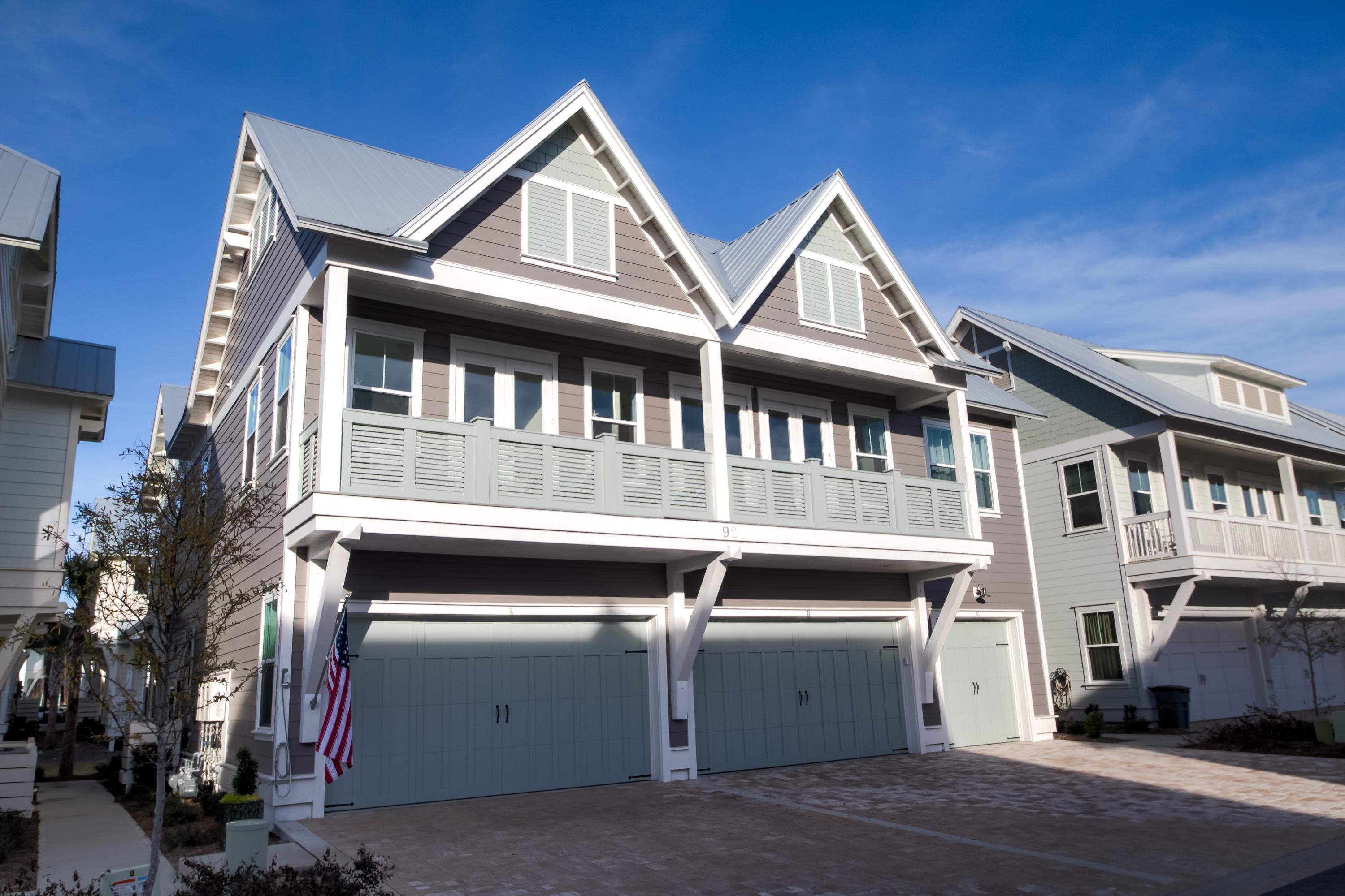 Photo of home for sale at 92 Milestone, Inlet Beach FL