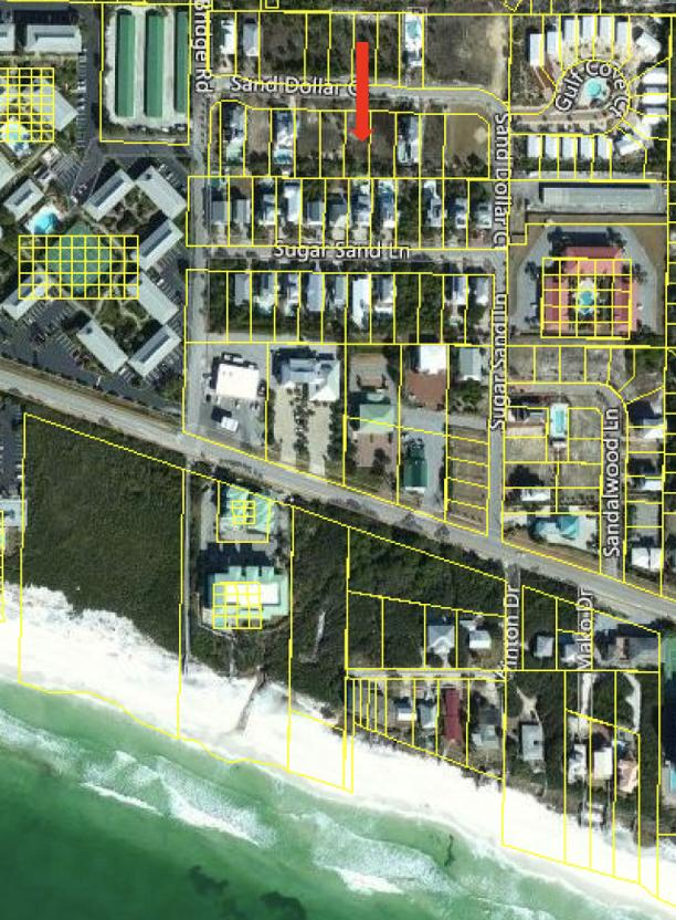 Photo of home for sale at Lot 6B Sand Dollar, Santa Rosa Beach FL