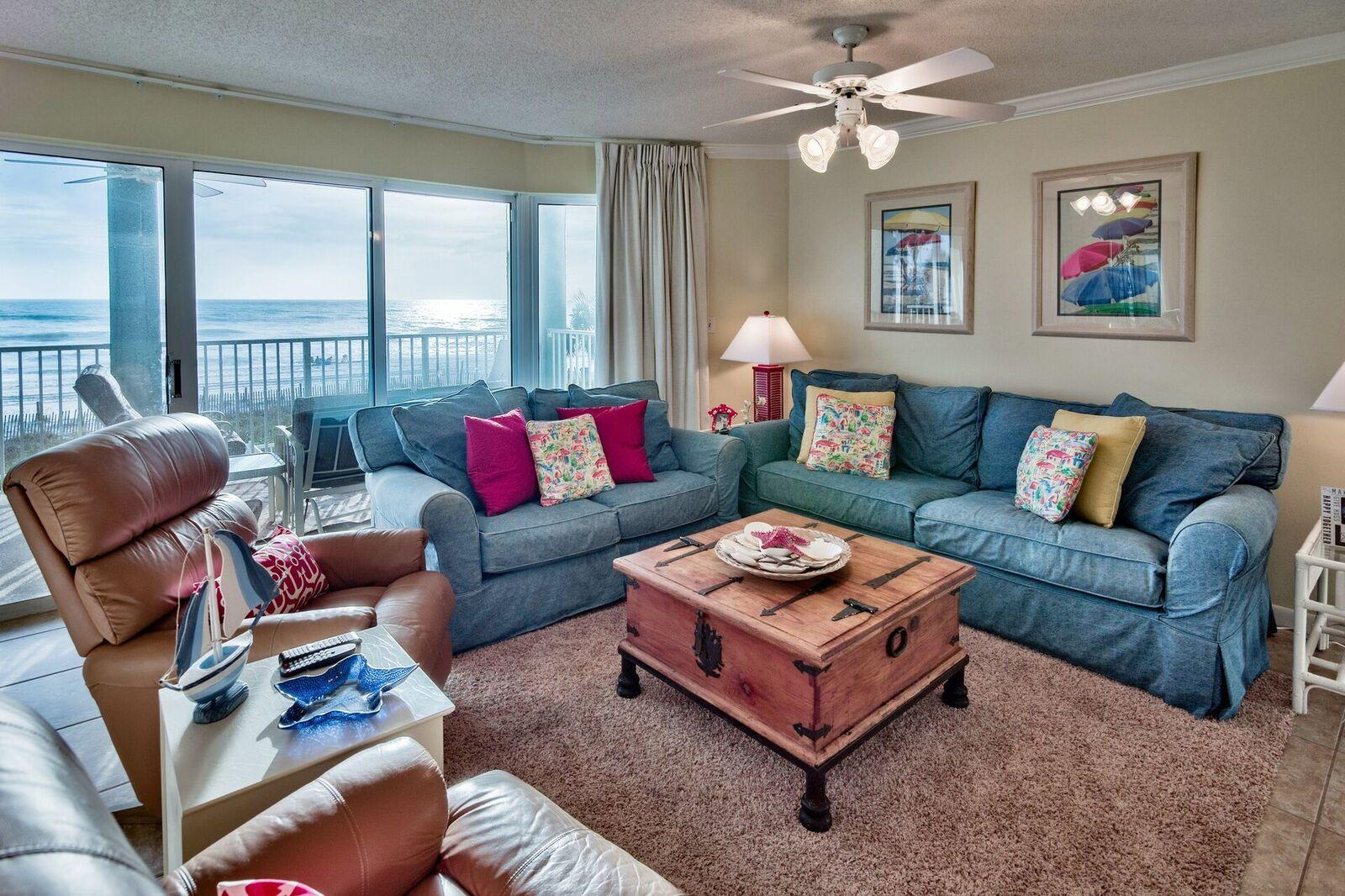 Photo of home for sale at 10513 Front Beach Road, Panama City Beach FL