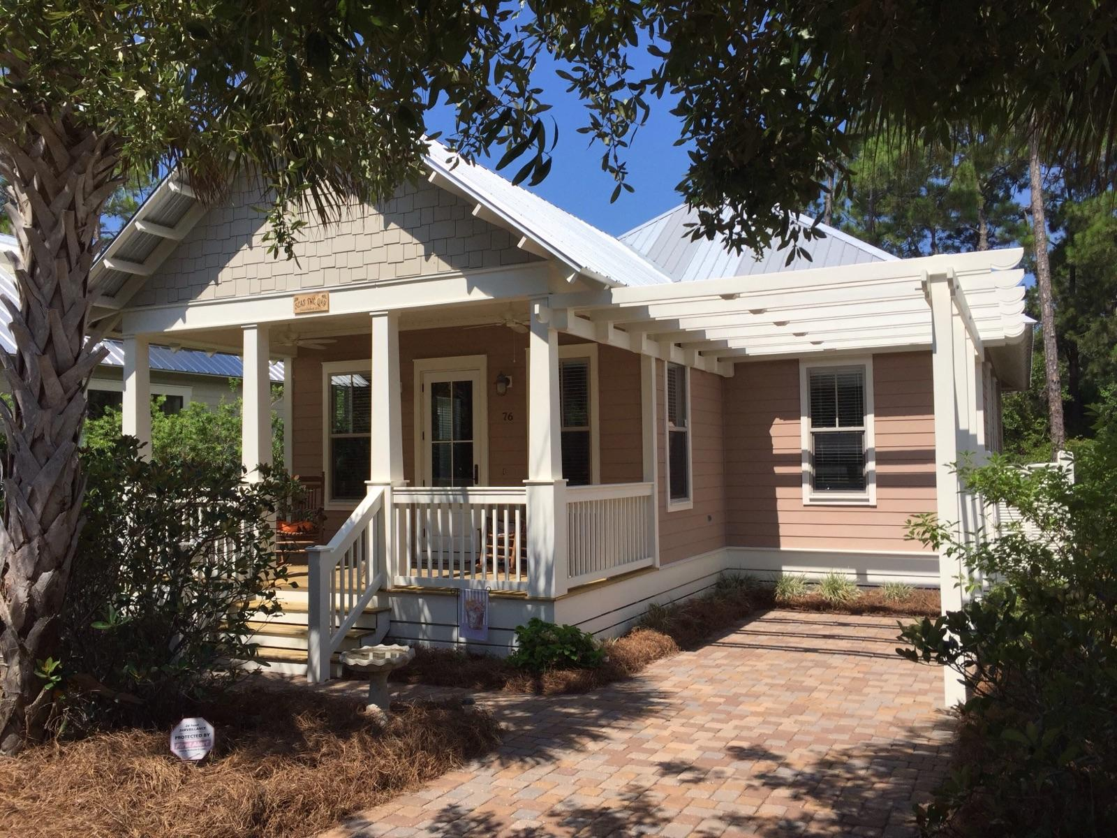Photo of home for sale at 76 Eastern Lake, Santa Rosa Beach FL