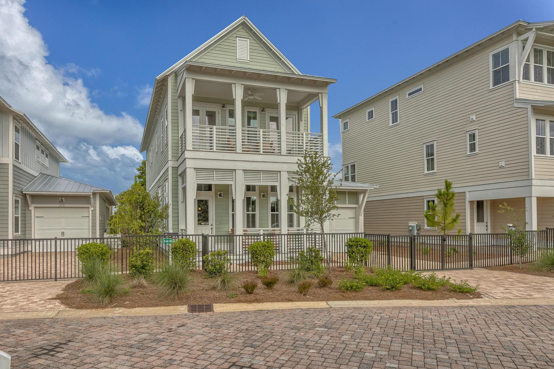 Photo of home for sale at 148 Emerald Beach Cir, Santa Rosa Beach FL