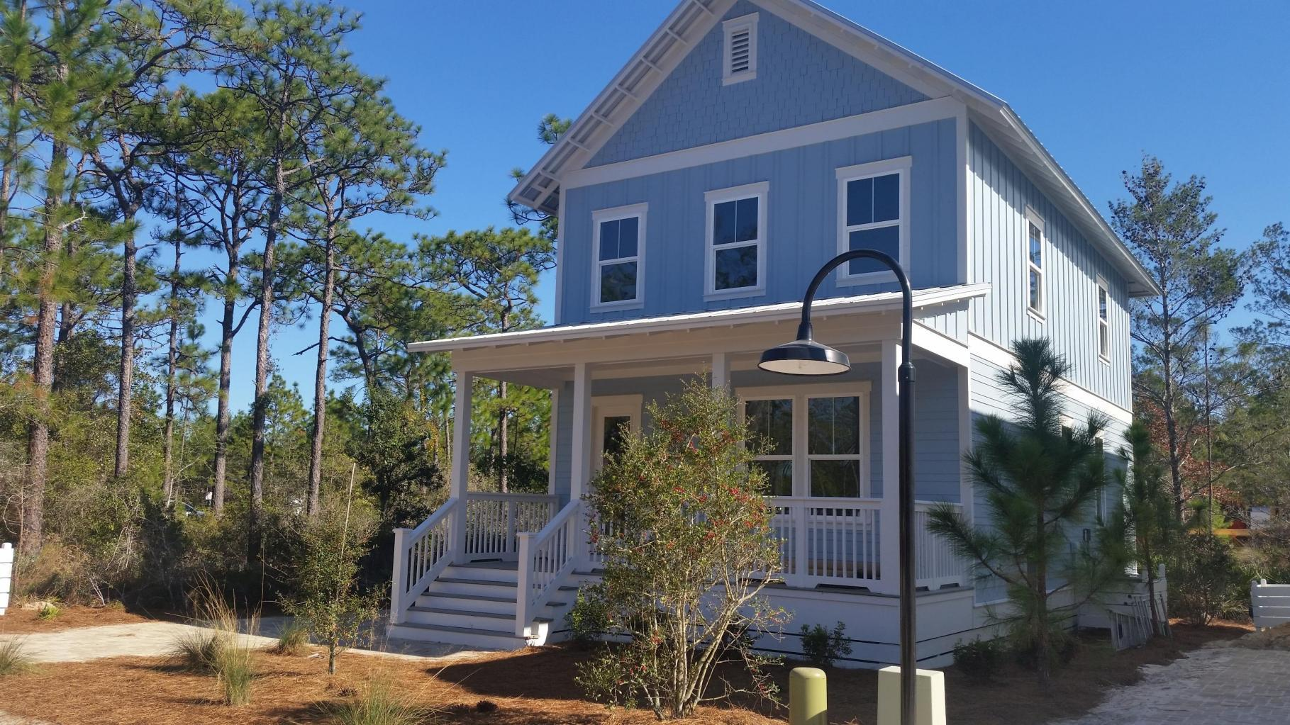 Photo of home for sale at 266 Emerald Beach, Santa Rosa Beach FL