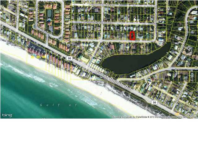 MLS Property 768697 for sale in Panama City Beach