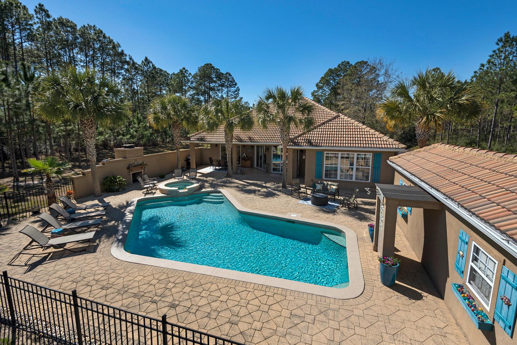 MLS Property 770155 for sale in Santa Rosa Beach
