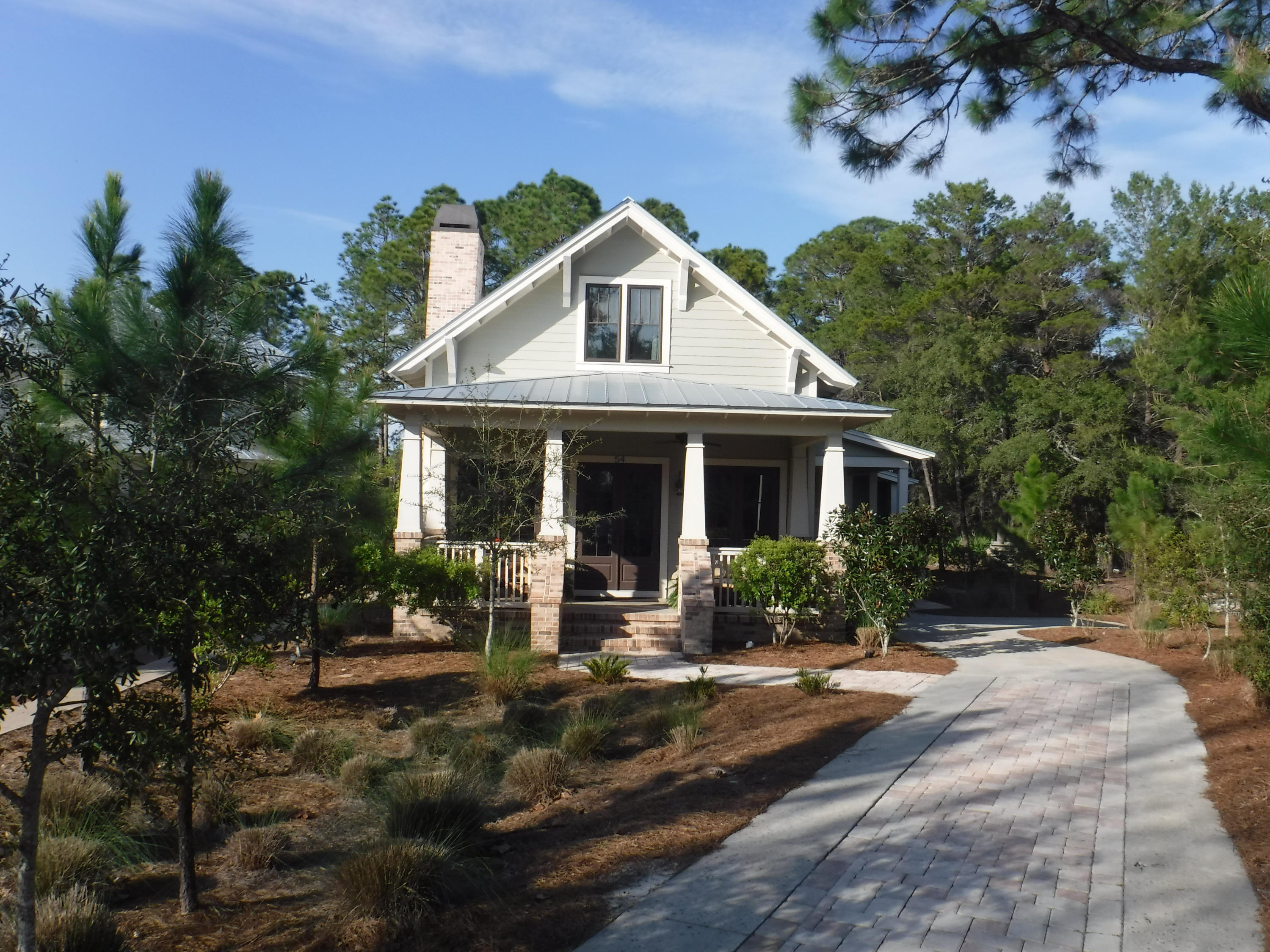 Photo of home for sale at 54 Okeechobee, Santa Rosa Beach FL