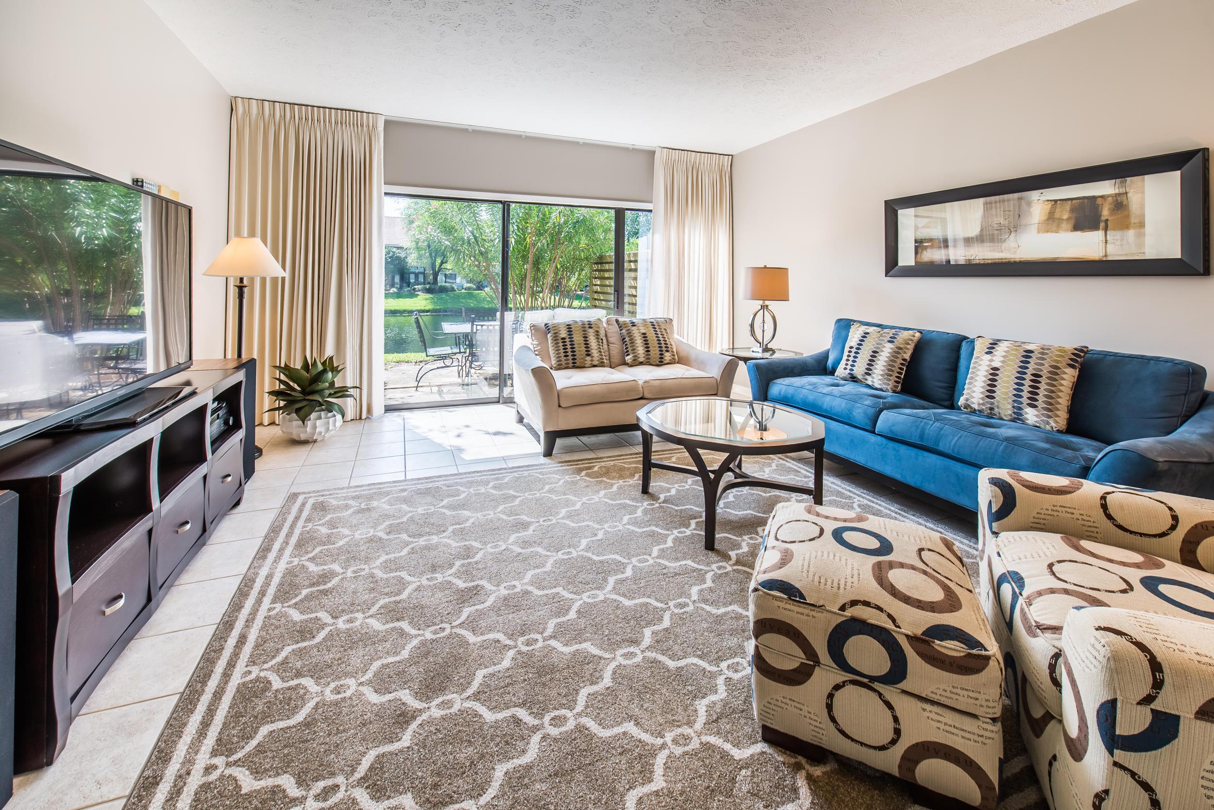 Photo of home for sale at 5097 Beachwalk, Miramar Beach FL