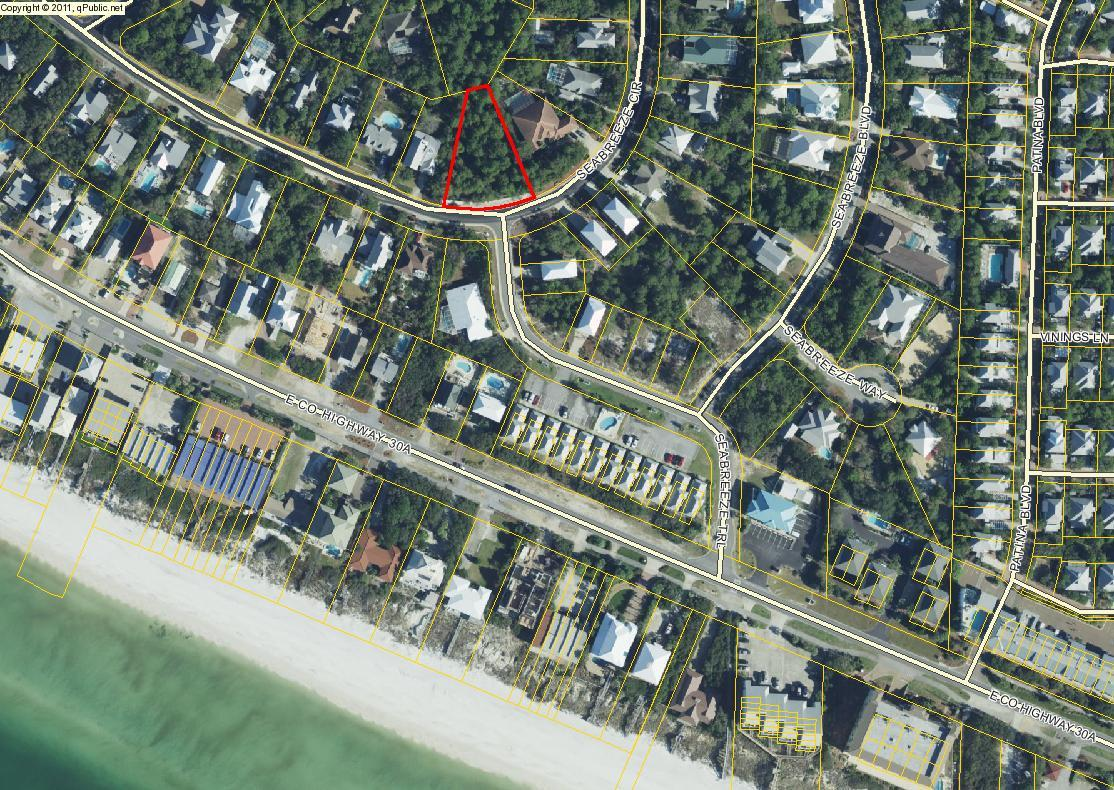 Photo of home for sale at Lot 20 Seabreeze, Seacrest FL