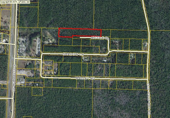Photo of home for sale at Lots 20-23 Nicole, Freeport FL