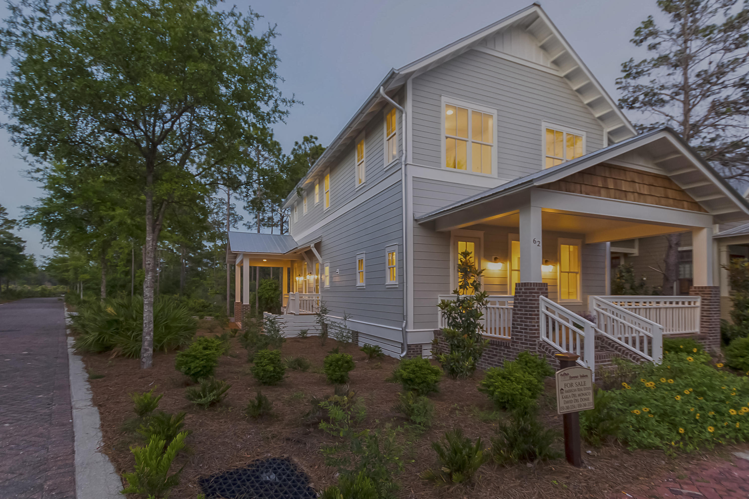 Photo of home for sale at 62 South Nickajack, Santa Rosa Beach FL