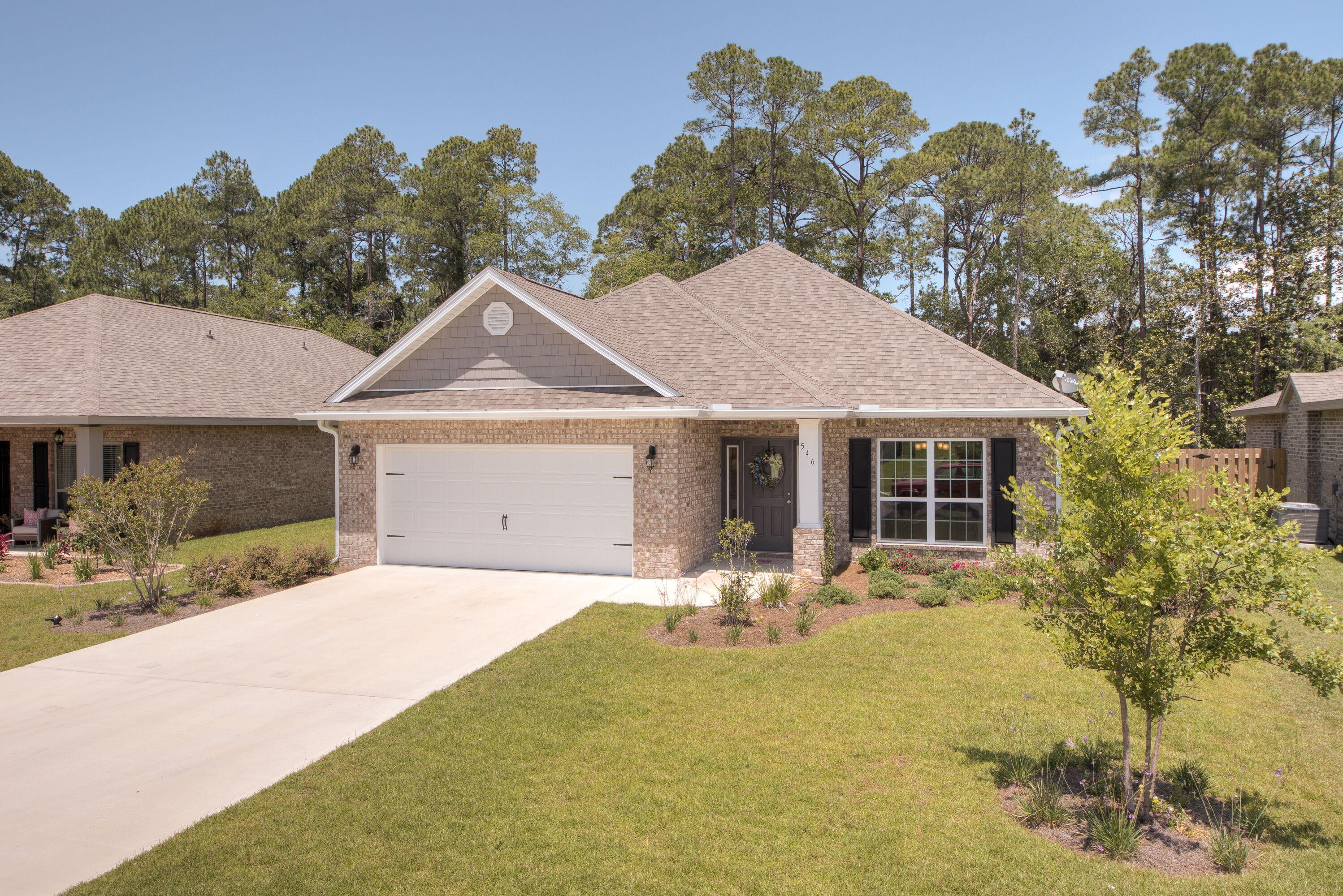 Photo of home for sale at 546 Cocobolo, Santa Rosa Beach FL