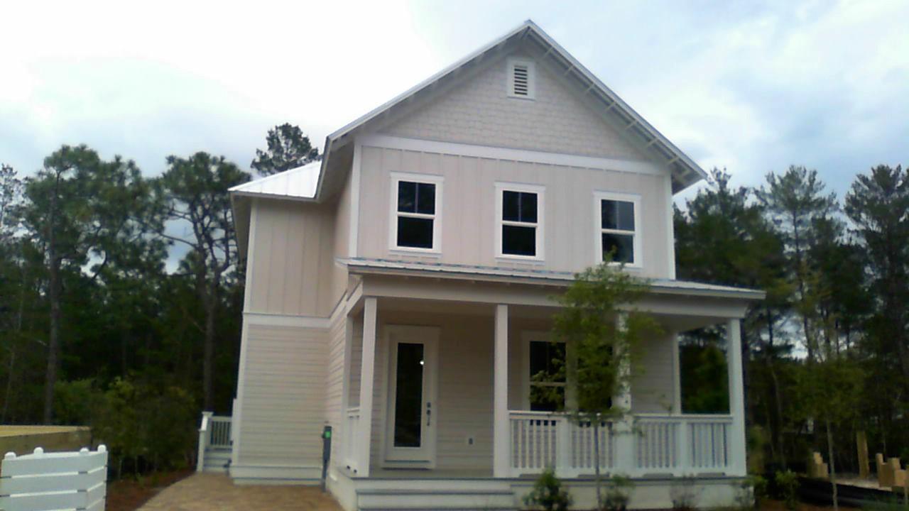 Photo of home for sale at 213 Emerald Beach Circle, Santa Rosa Beach FL