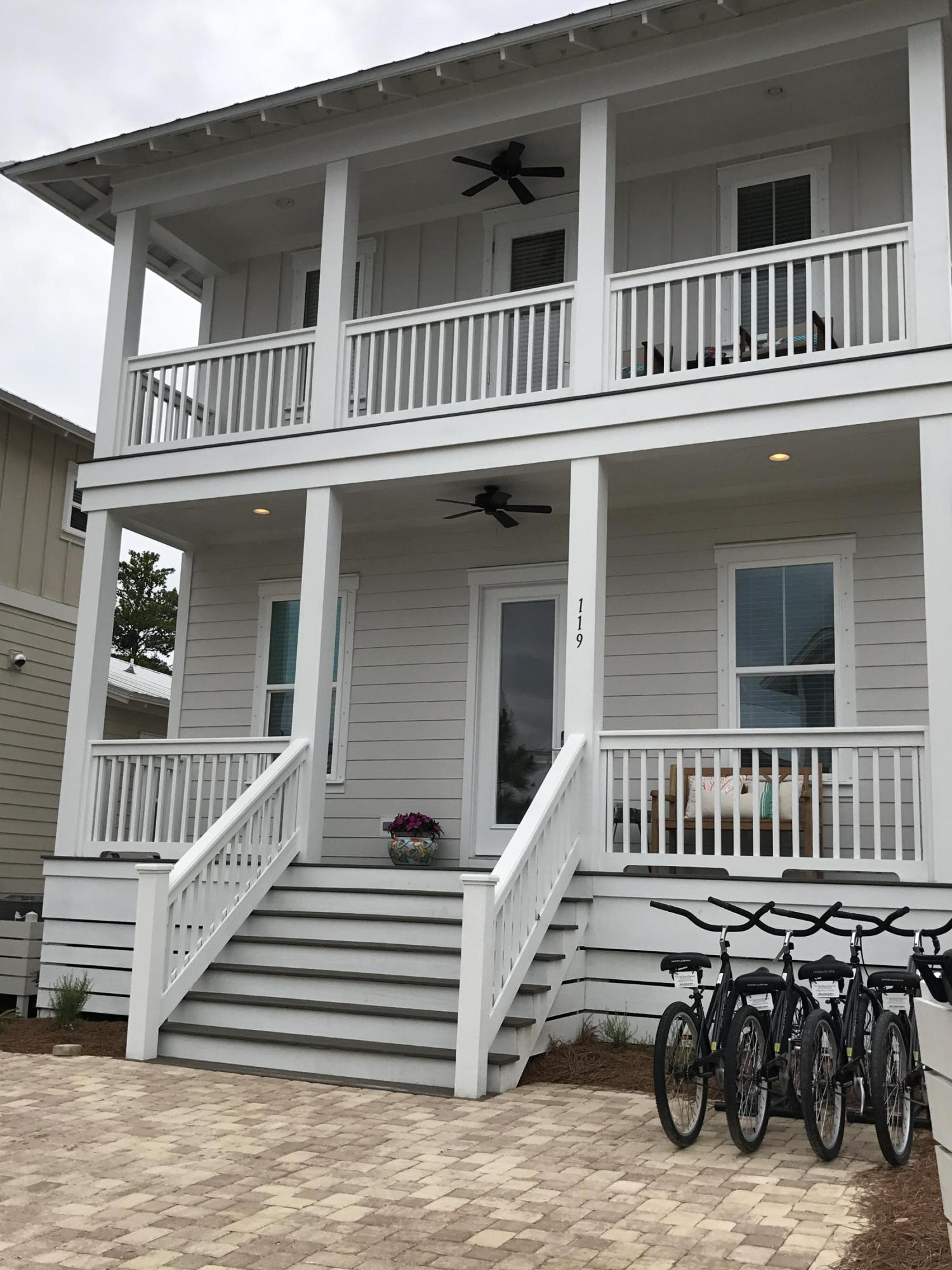 Photo of home for sale at 196 Emerald Beach, Santa Rosa Beach FL