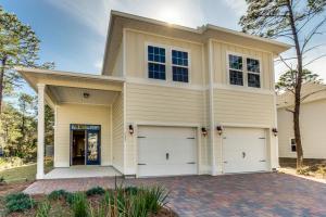 Photo of home for sale at 133 Bayou Manor Road, Santa Rosa Beach FL