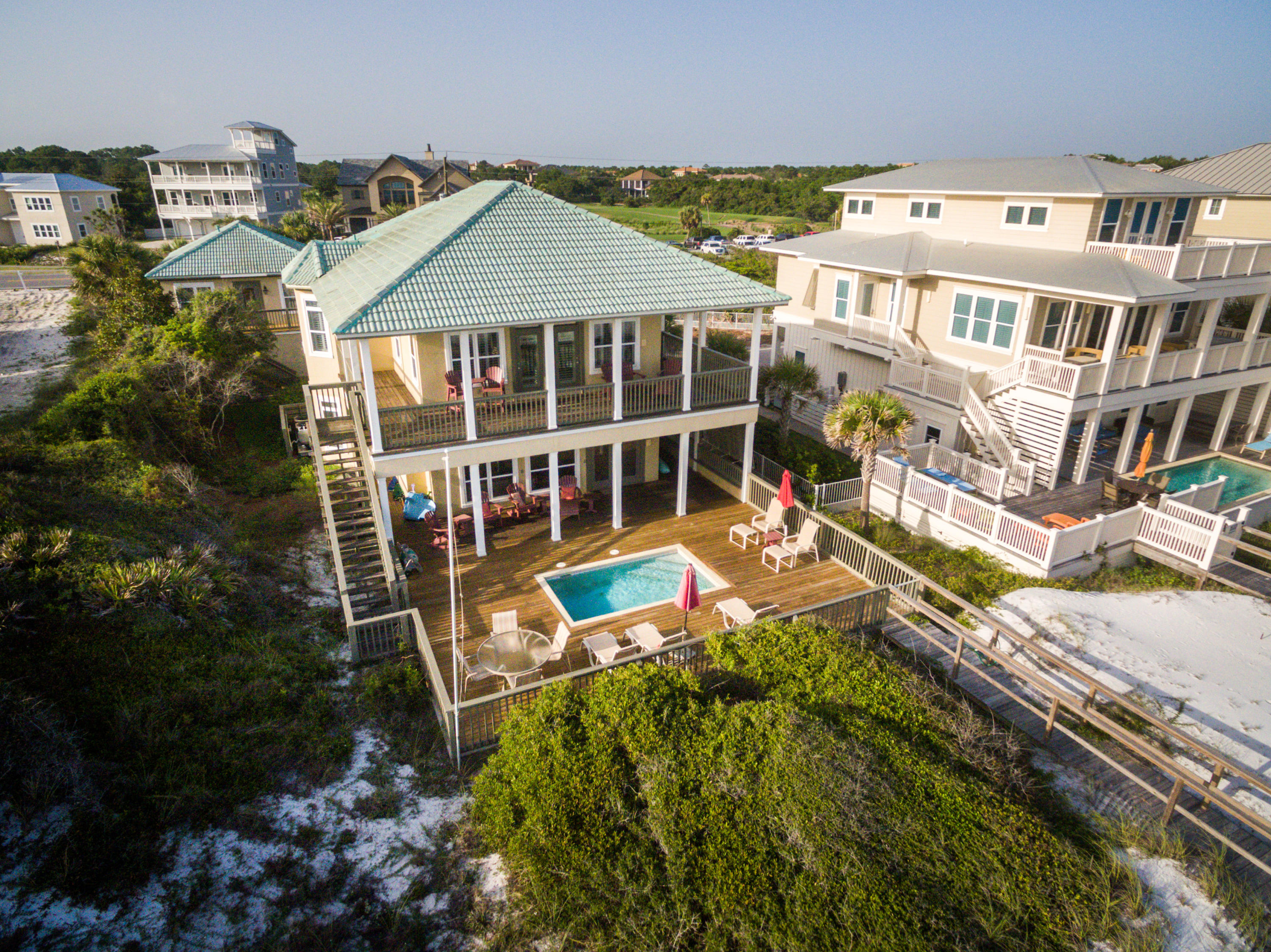 Photo of home for sale at 4861 County Highway 30A, Santa Rosa Beach FL