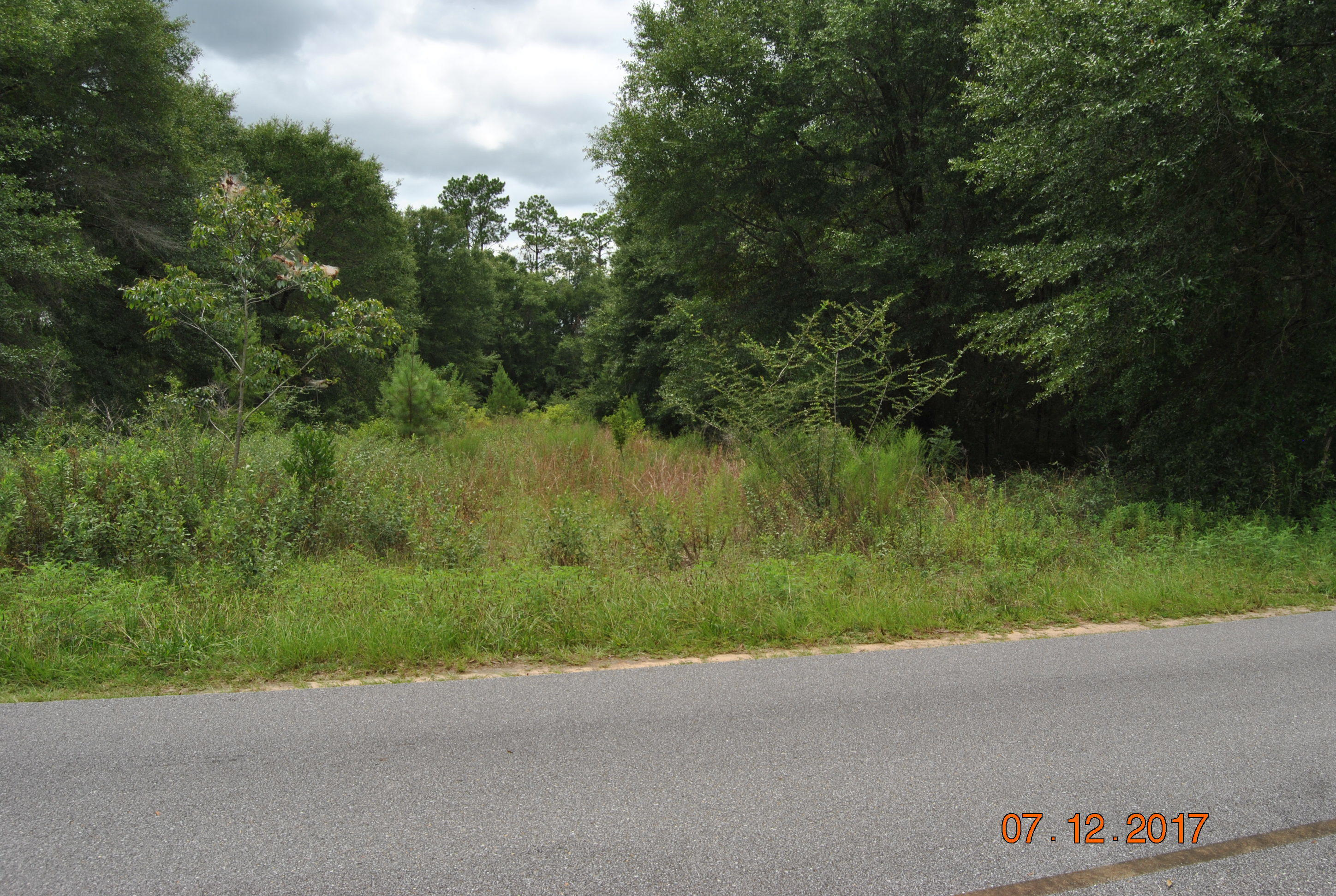Photo of home for sale at Lot 2 Fairfield, Defuniak Springs FL