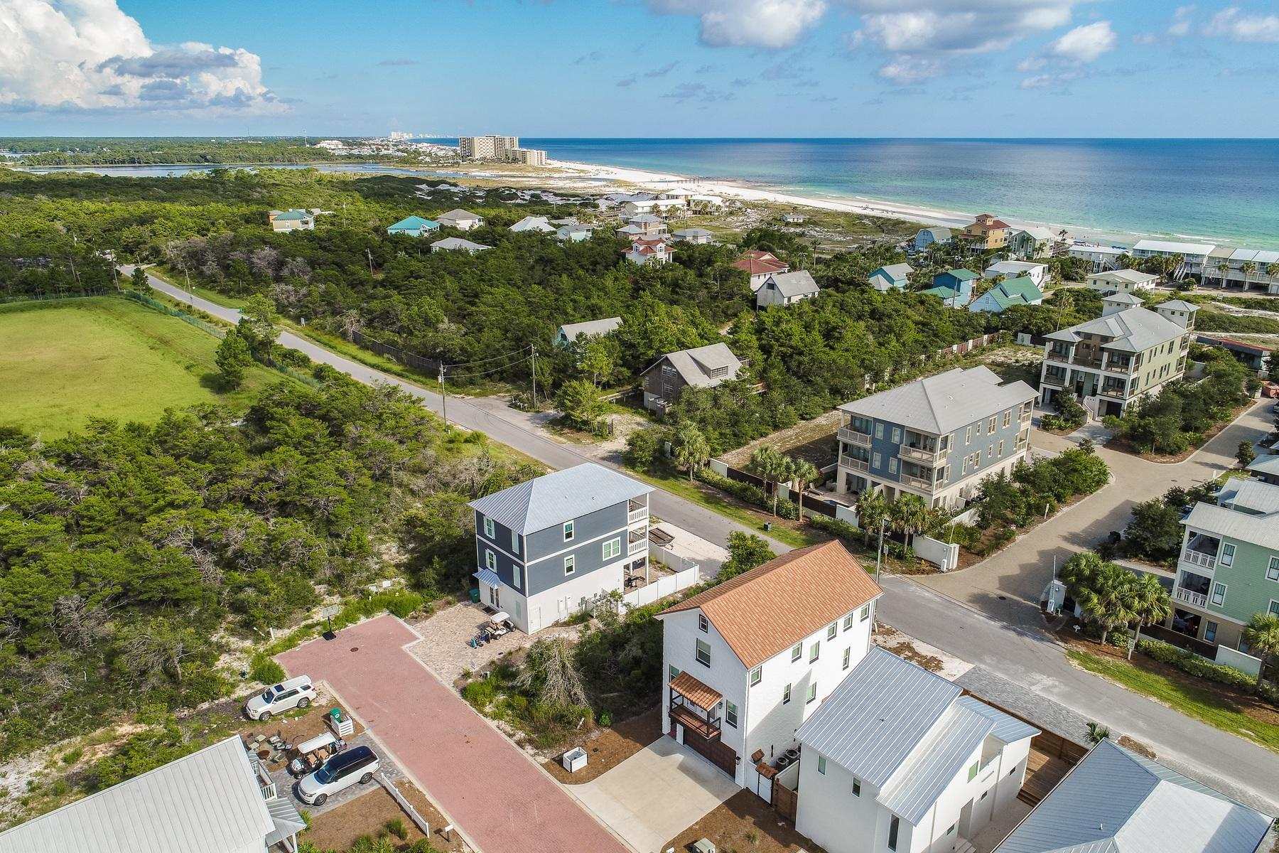 Photo of home for sale at Lot 10 Tidewater, Inlet Beach FL