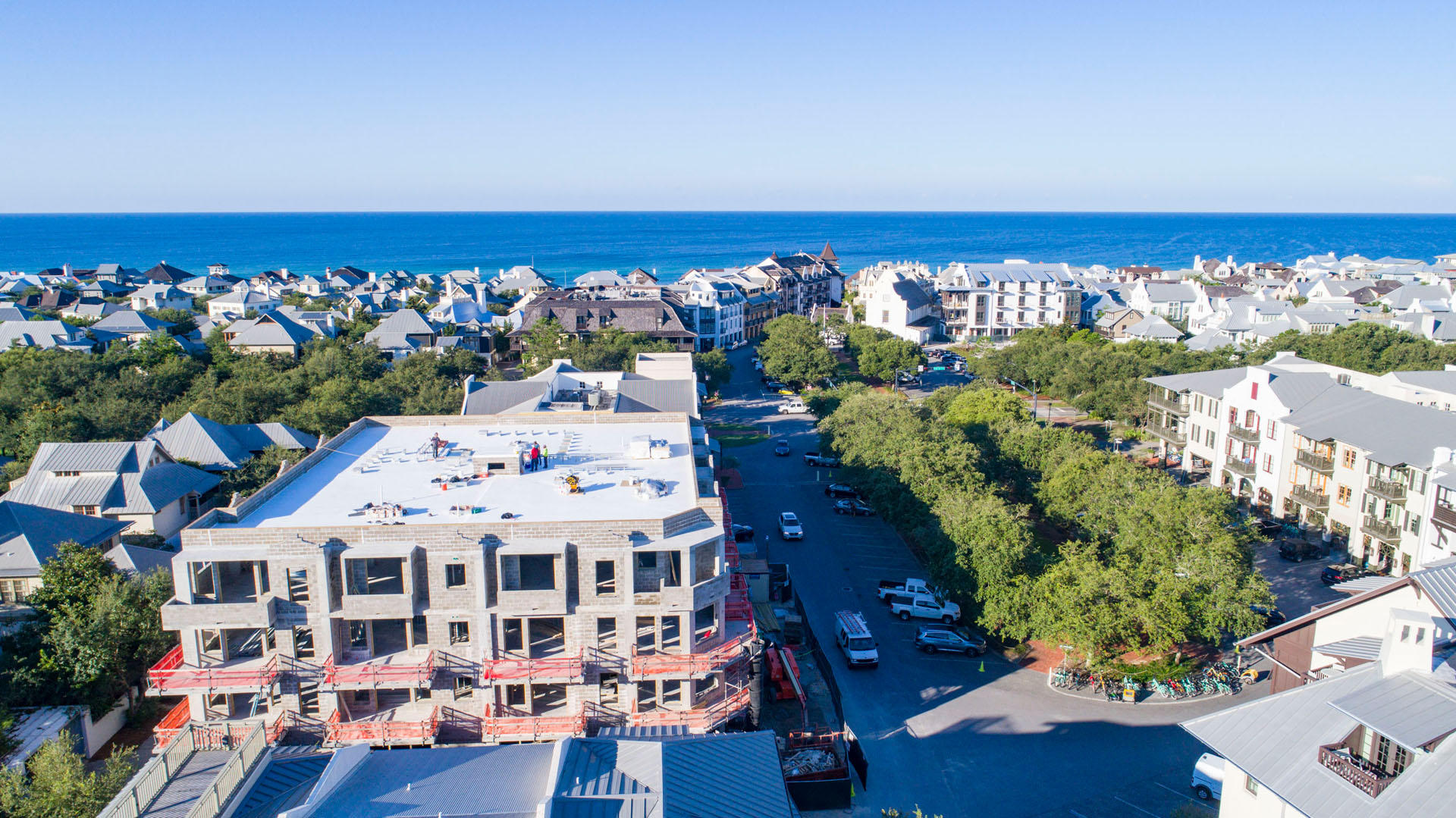 Photo of home for sale at 46 Barrett, Rosemary Beach FL