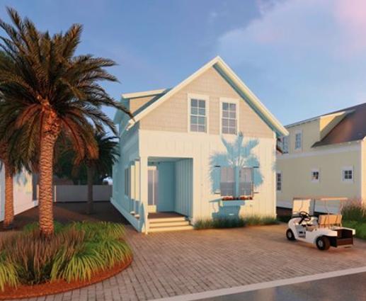 MLS Property 782646 for sale in Santa Rosa Beach