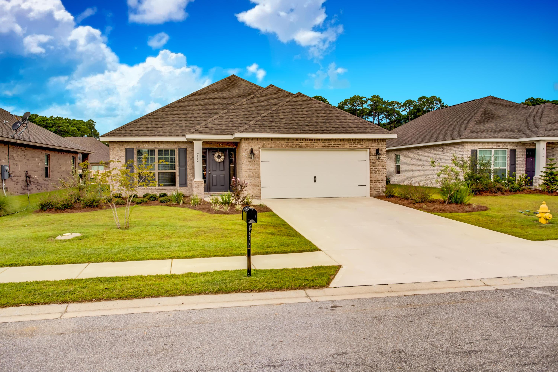 Photo of home for sale at 262 Pin Oak, Santa Rosa Beach FL