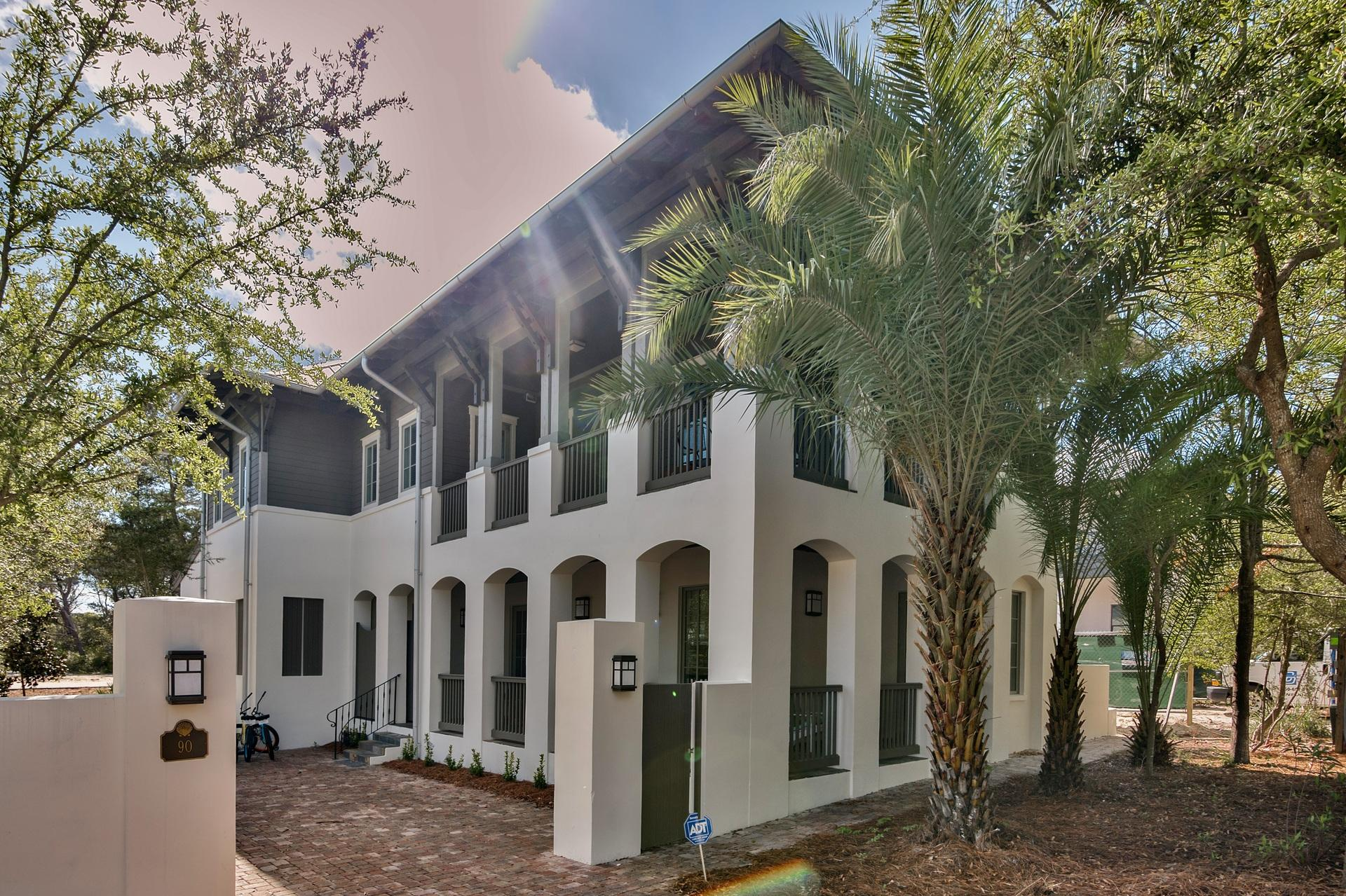 Photo of home for sale at 90 Pinecrest, Inlet Beach FL