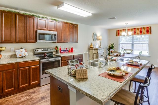 Photo of home for sale at 4636 Plover, Crestview FL