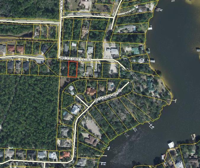 Photo of home for sale at XX Mcdowell, Santa Rosa Beach FL