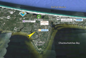 Property for sale at Lot 11 Nancy Claire Lane, Santa Rosa Beach,  FL 32459
