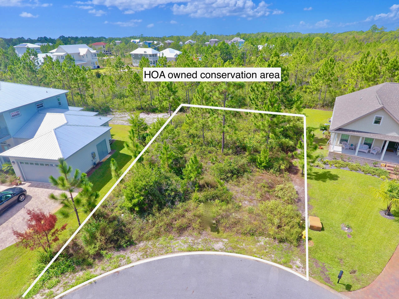 Photo of home for sale at LOT 158 Sweet Breeze, Santa Rosa Beach FL