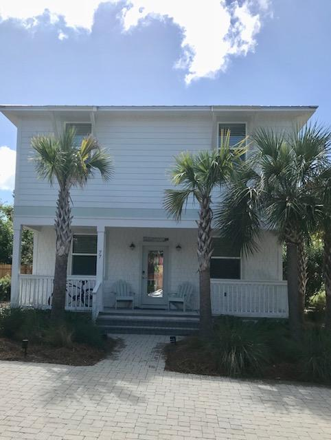 Photo of home for sale at 77 Snapper, Santa Rosa Beach FL