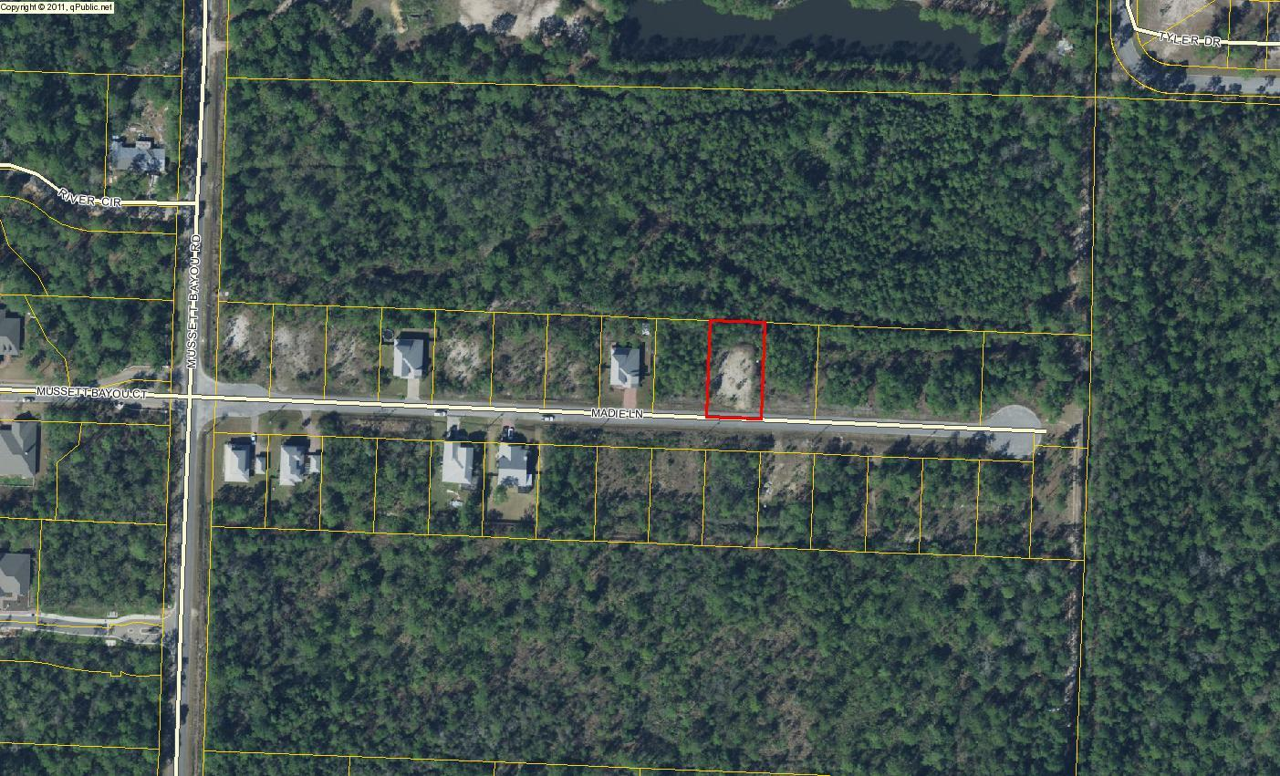 Photo of home for sale at Lot 23 Madie, Santa Rosa Beach FL