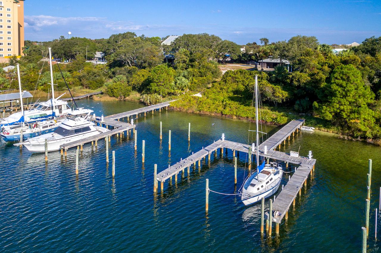 Photo of home for sale at 710 & 718 Harbor, Destin FL