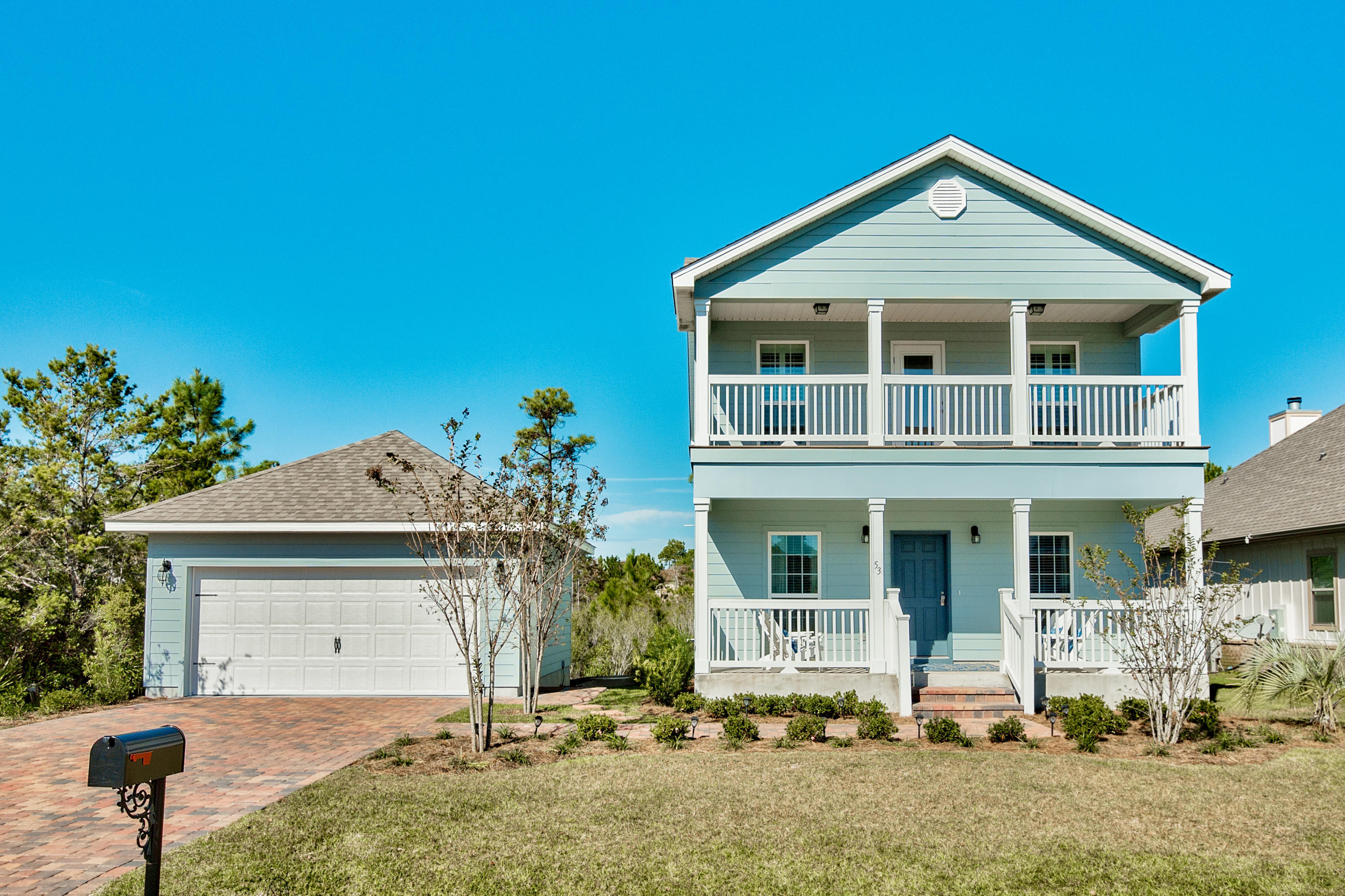 Photo of home for sale at 53 Tropical Breeze, Santa Rosa Beach FL