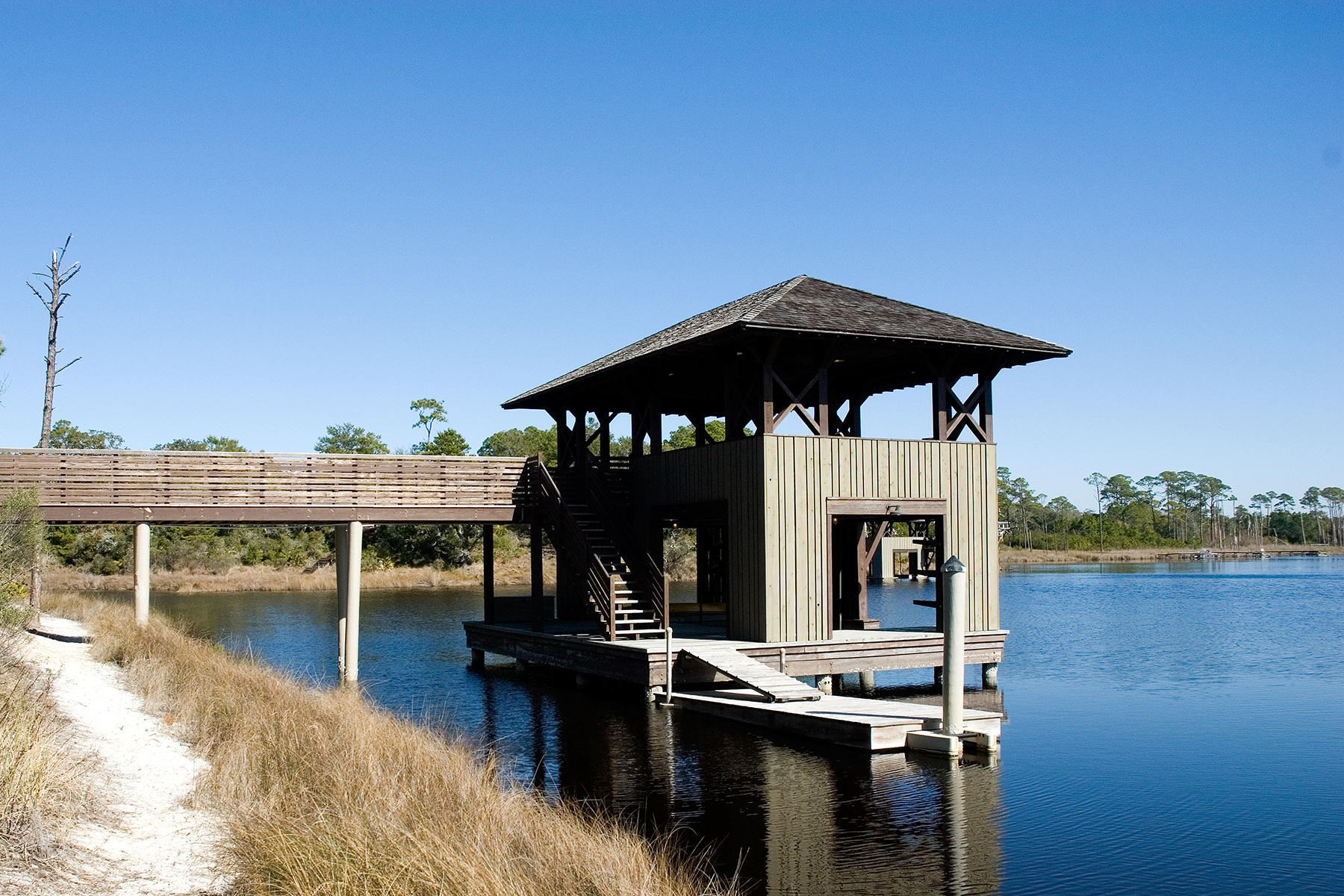 Photo of home for sale at 12-3 Boat House, Santa Rosa Beach FL