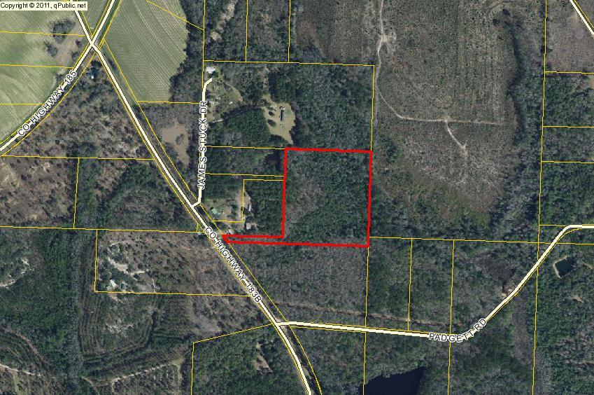 Photo of home for sale at XX County Hwy 183, Defuniak Springs FL