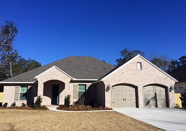 Photo of home for sale at 117 Portugal, Valparaiso FL