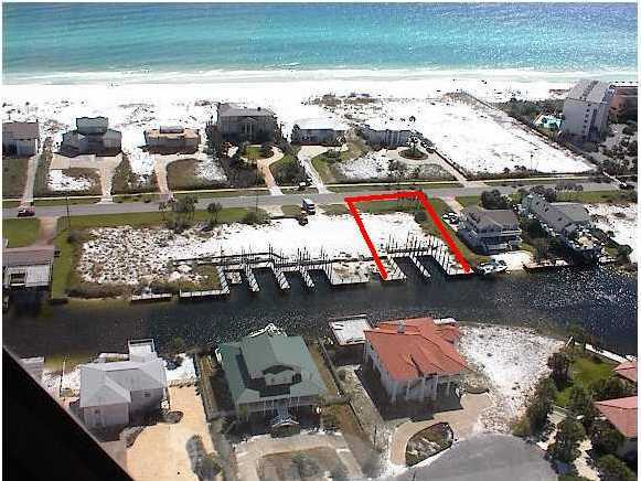 Photo of home for sale at 607 Gulf Shore, Destin FL