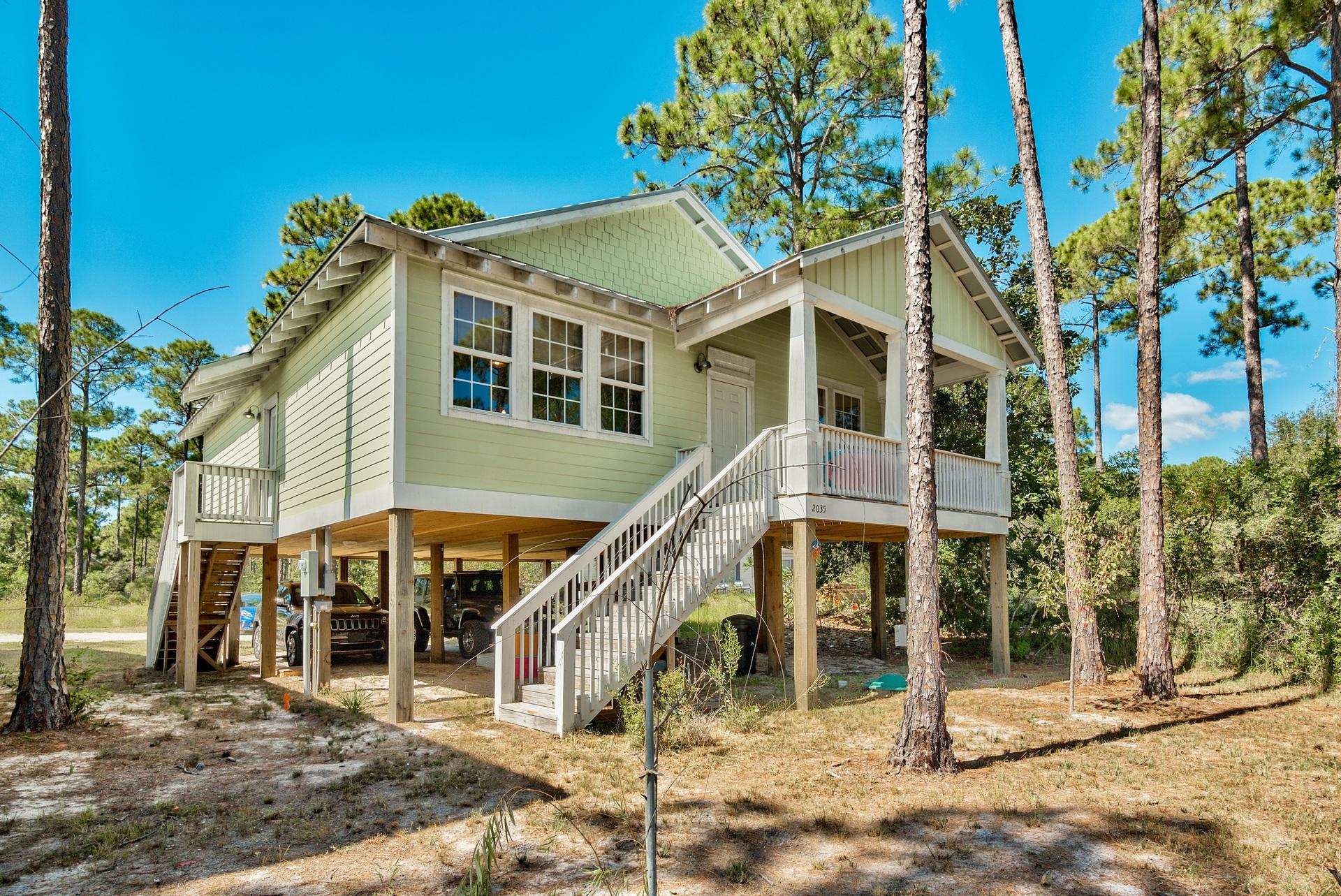 Photo of home for sale at 2035 County Highway 393, Santa Rosa Beach FL