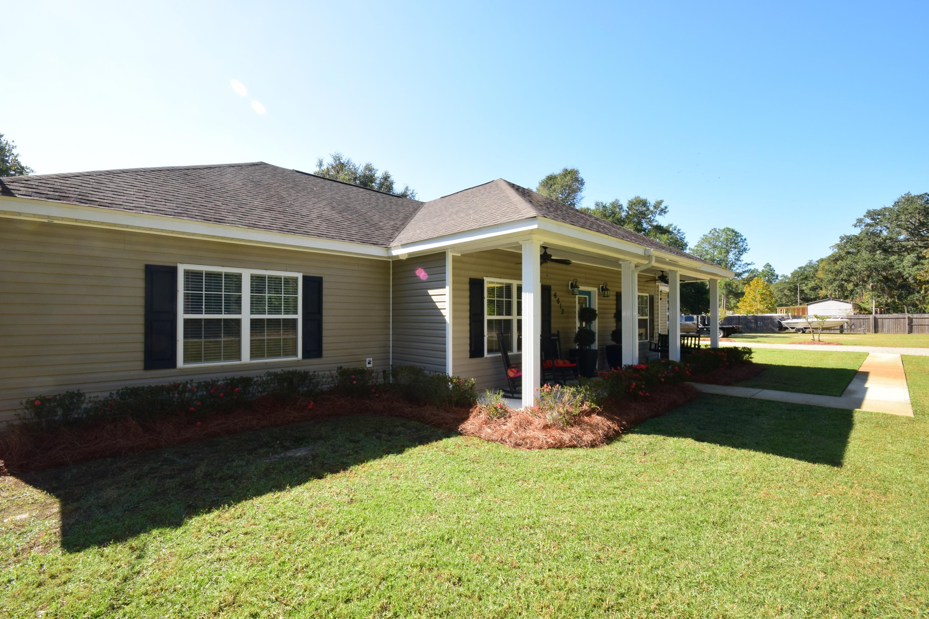 Photo of home for sale at 6613 Hickory, Panama City Beach FL