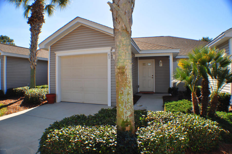 Photo of home for sale at 61 Park, Panama City Beach FL