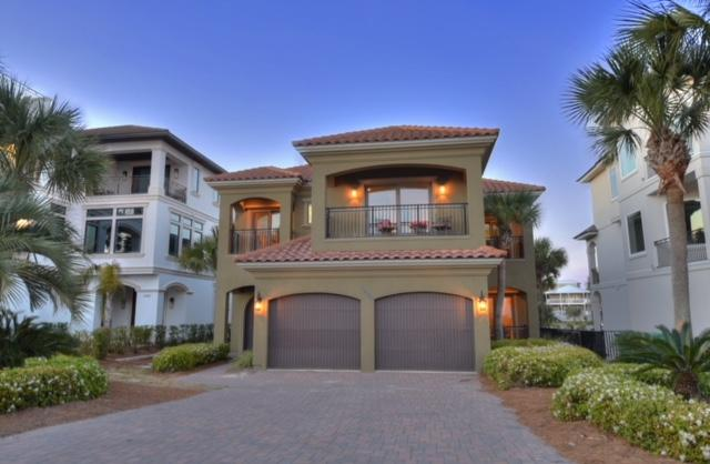 Photo of home for sale at 3489 Scenic Hwy 98, Destin FL