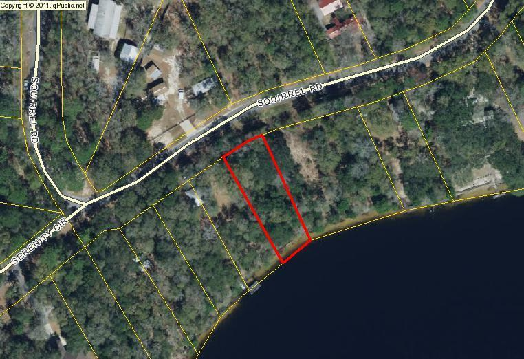 Photo of home for sale at Lot 12 Squirrel Rd, Defuniak Springs FL