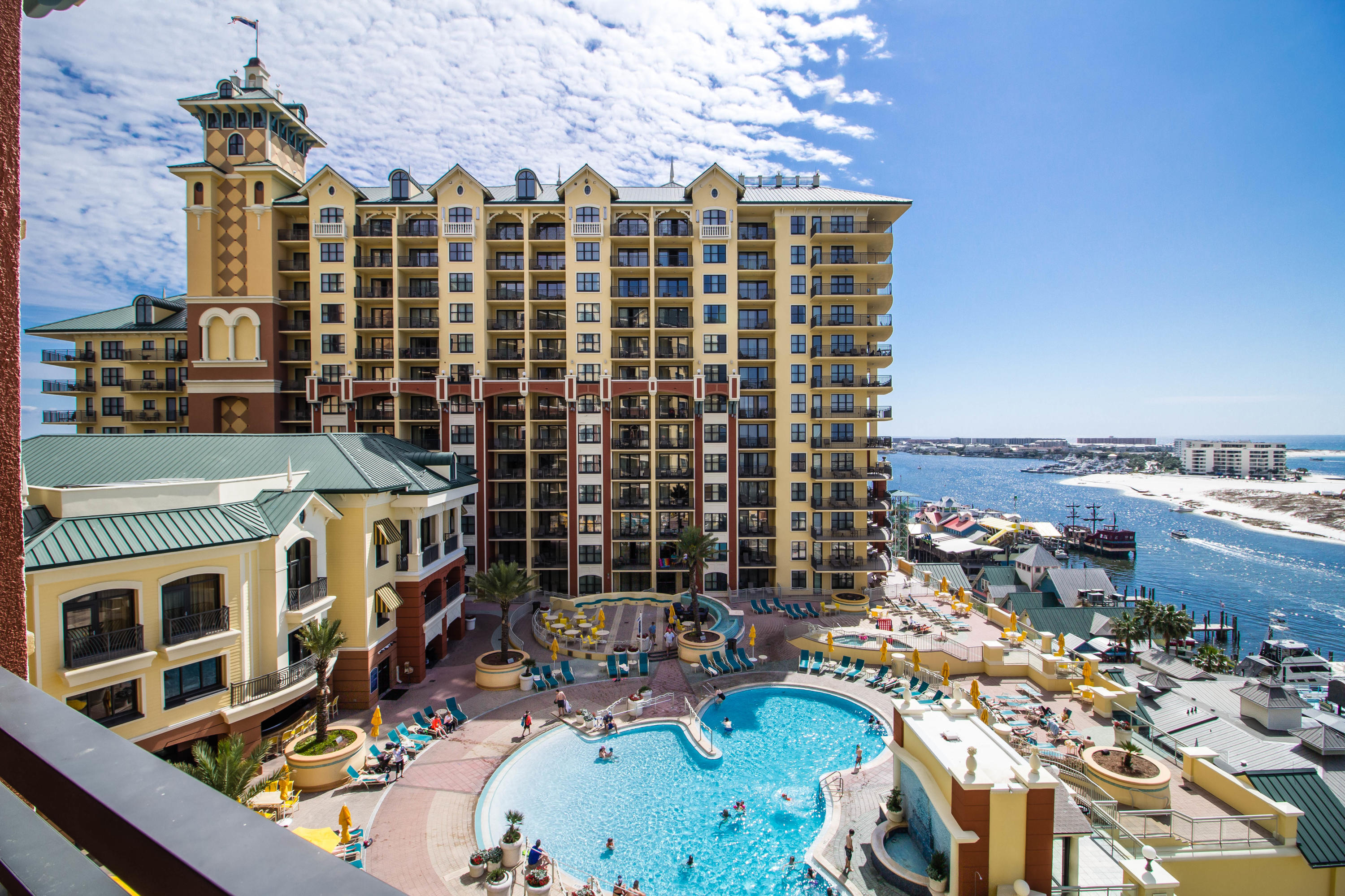 10  Harbor Boulevard W624, Destin, Florida