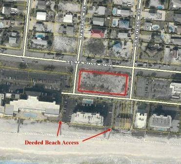 Photo of home for sale at 00 Santa Rosa, Fort Walton Beach FL