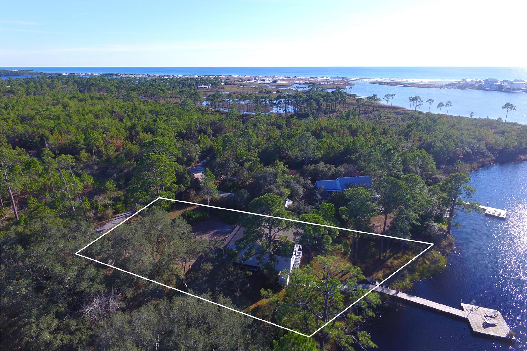 A   Grayton Beach Residential Land